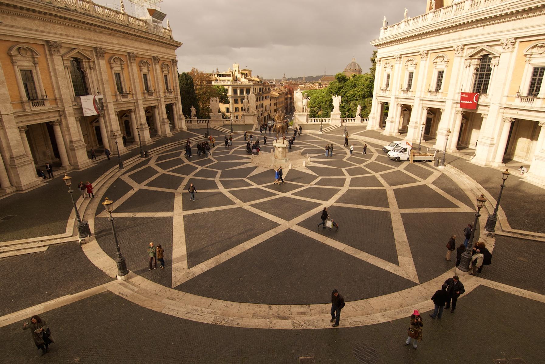 Campidoglio Square