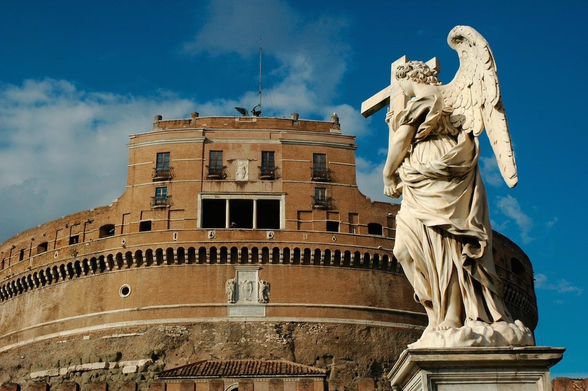 Bernini's Angel