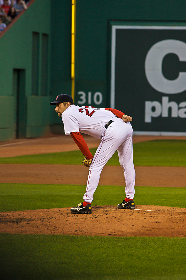 John Smoltz, Boston Red Sox, Fenway Park