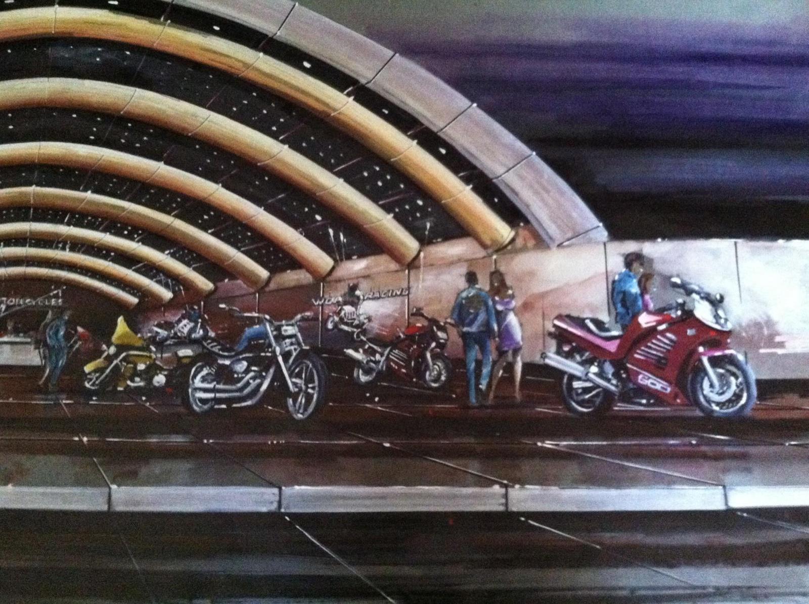 Motorcycle dealership