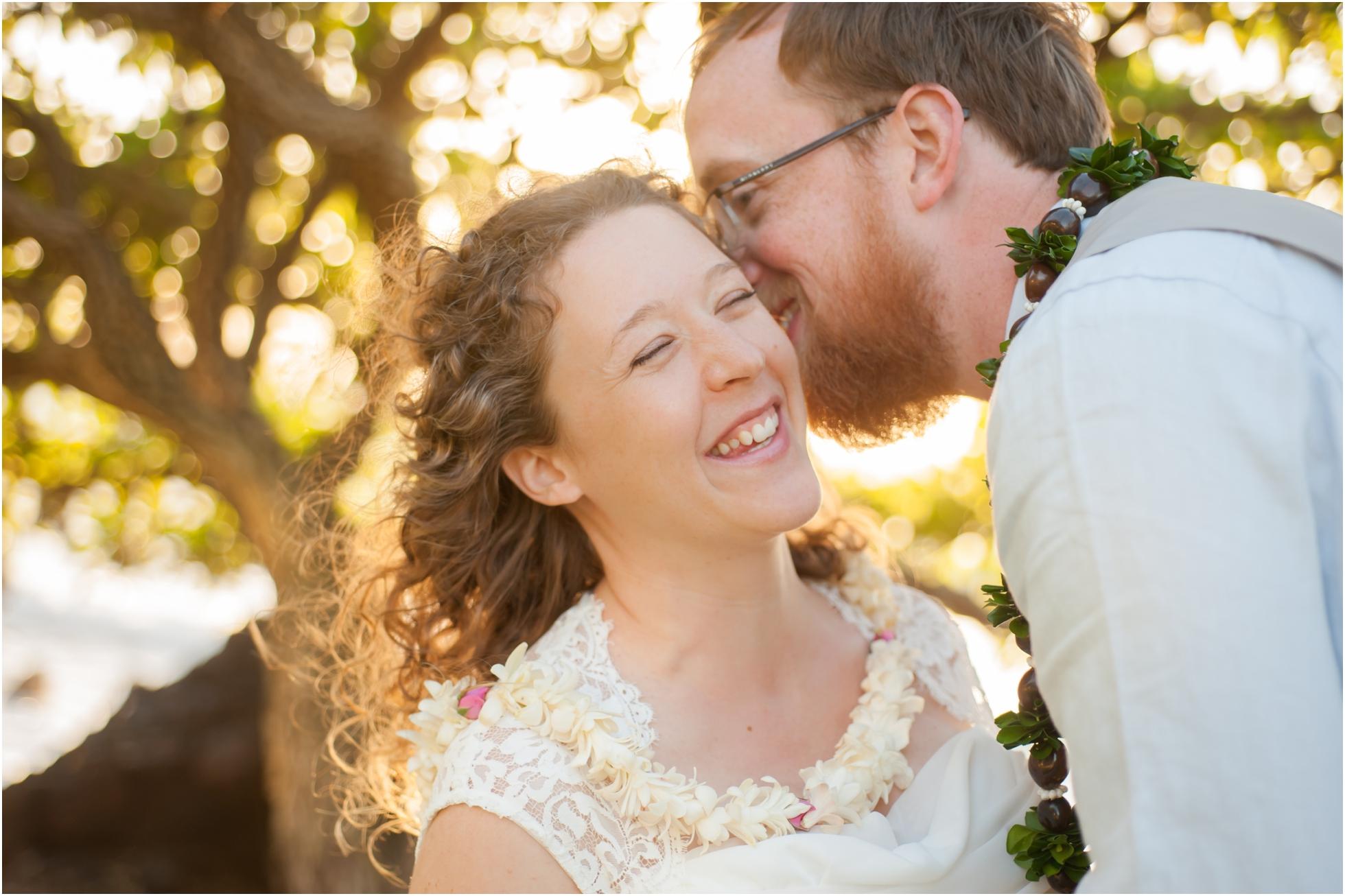 Maui Wedding Photography at Kukahiko Estate