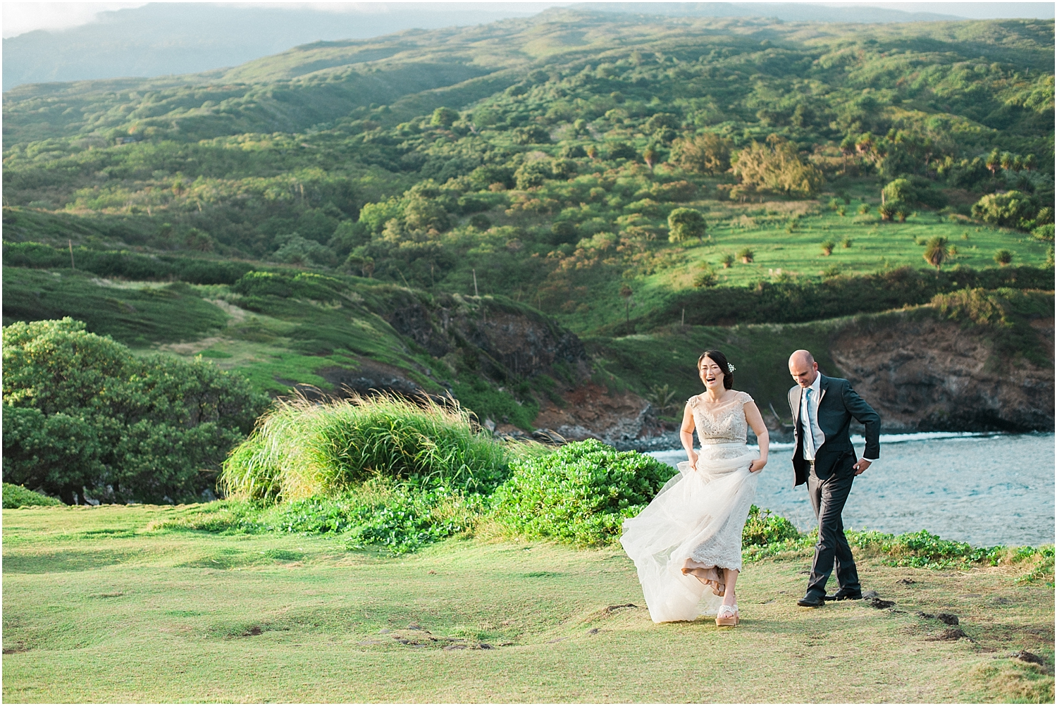 Off the Beaten Path Maui Vow Renewal