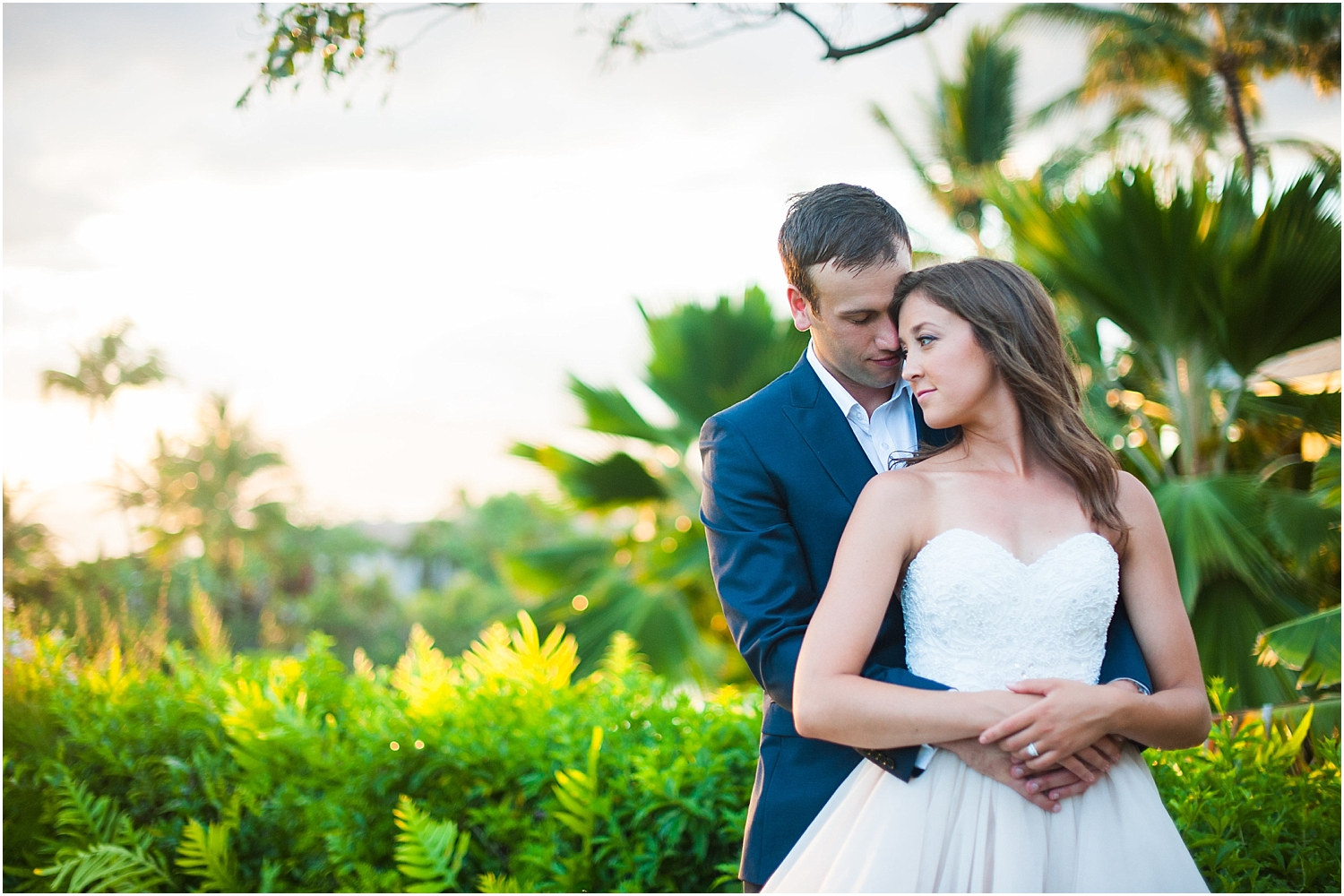 Elegant Maui Destination Wedding at Hotel Wailea