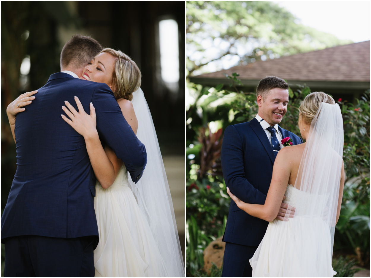 Maui Destination Wedding at Olowalu Plantation House