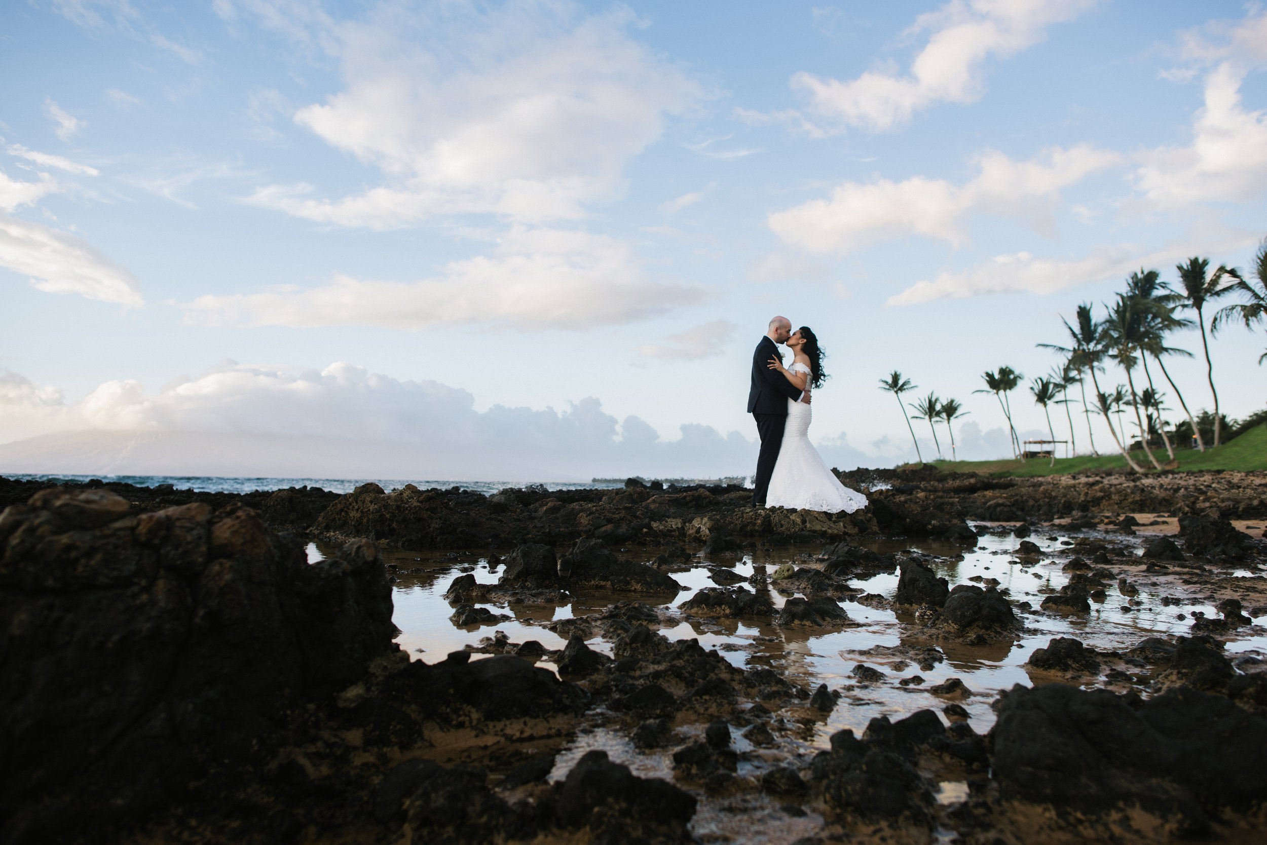 Maui Elopement Photographer in Kihei, Hawaii