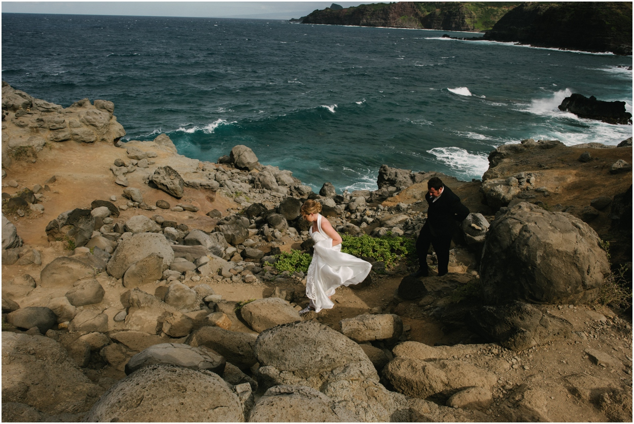 Maui Adventure Elopement by Naomi Levit Photography