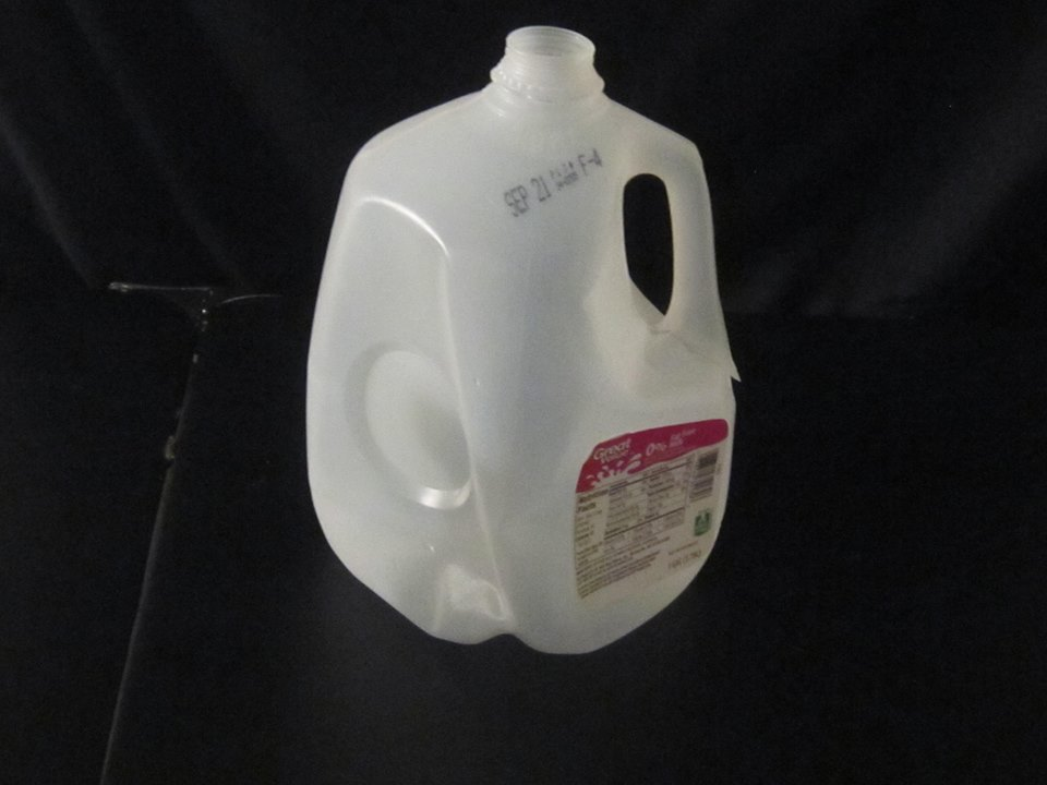 The Milk Jug Experiment