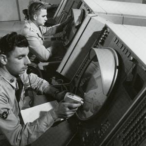 SAGE Air Defense System, 1950s