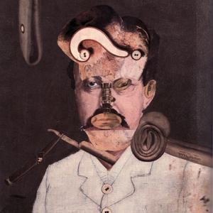 George Grosz, A Victim of Society , 1919