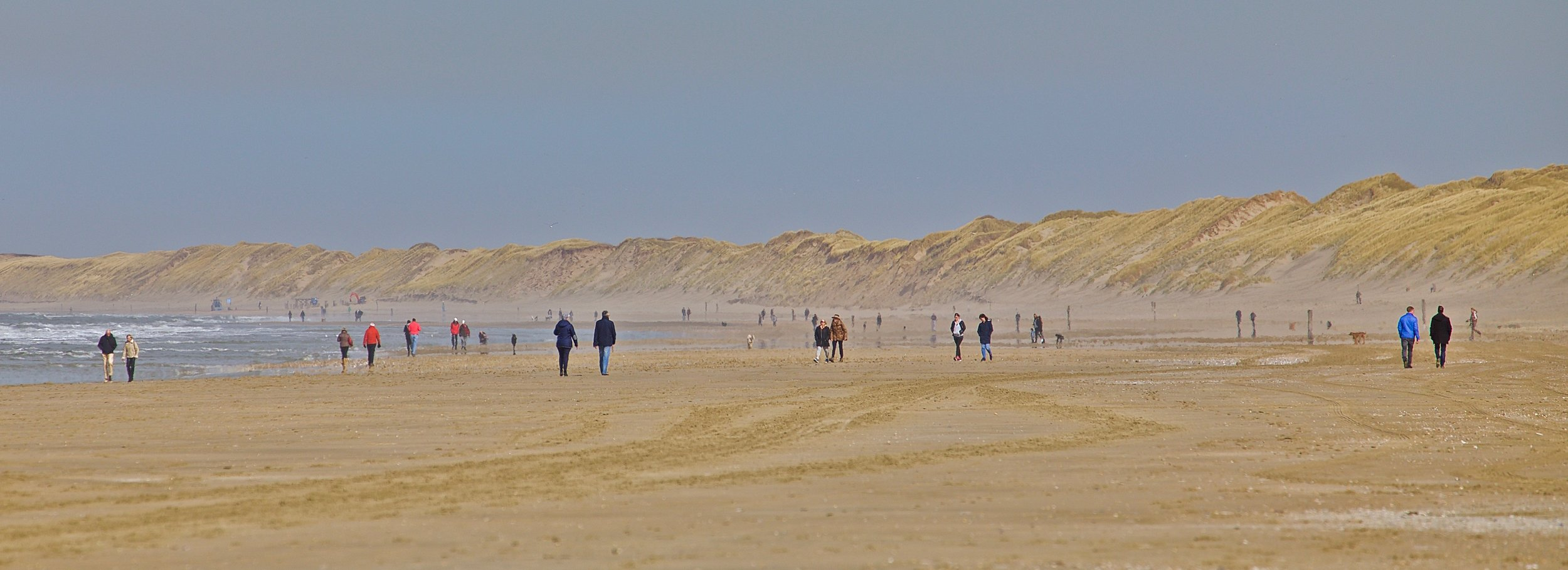 Wijk aan Zee Beach, The Netherlands