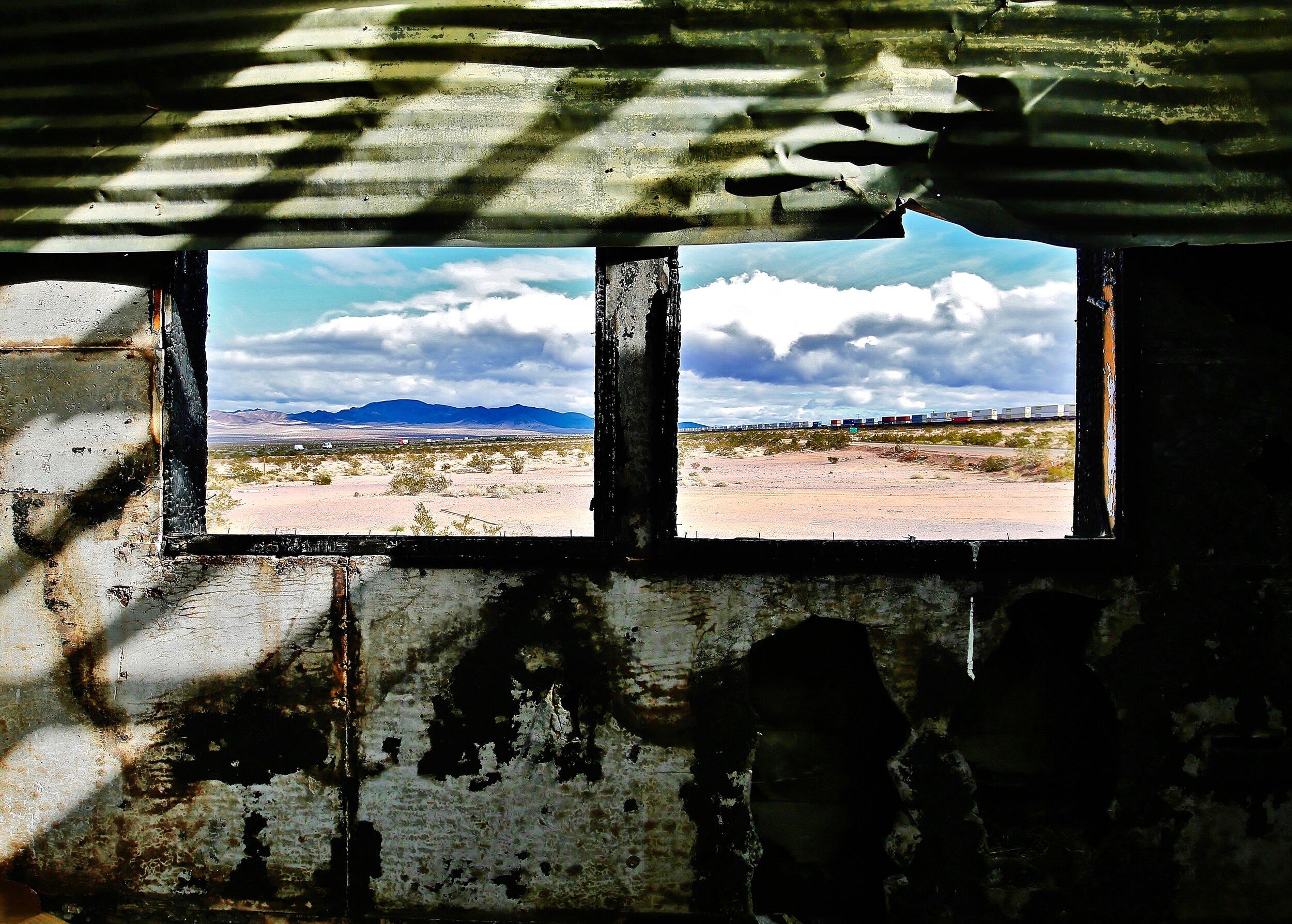 Mohave Desert, California - 2004