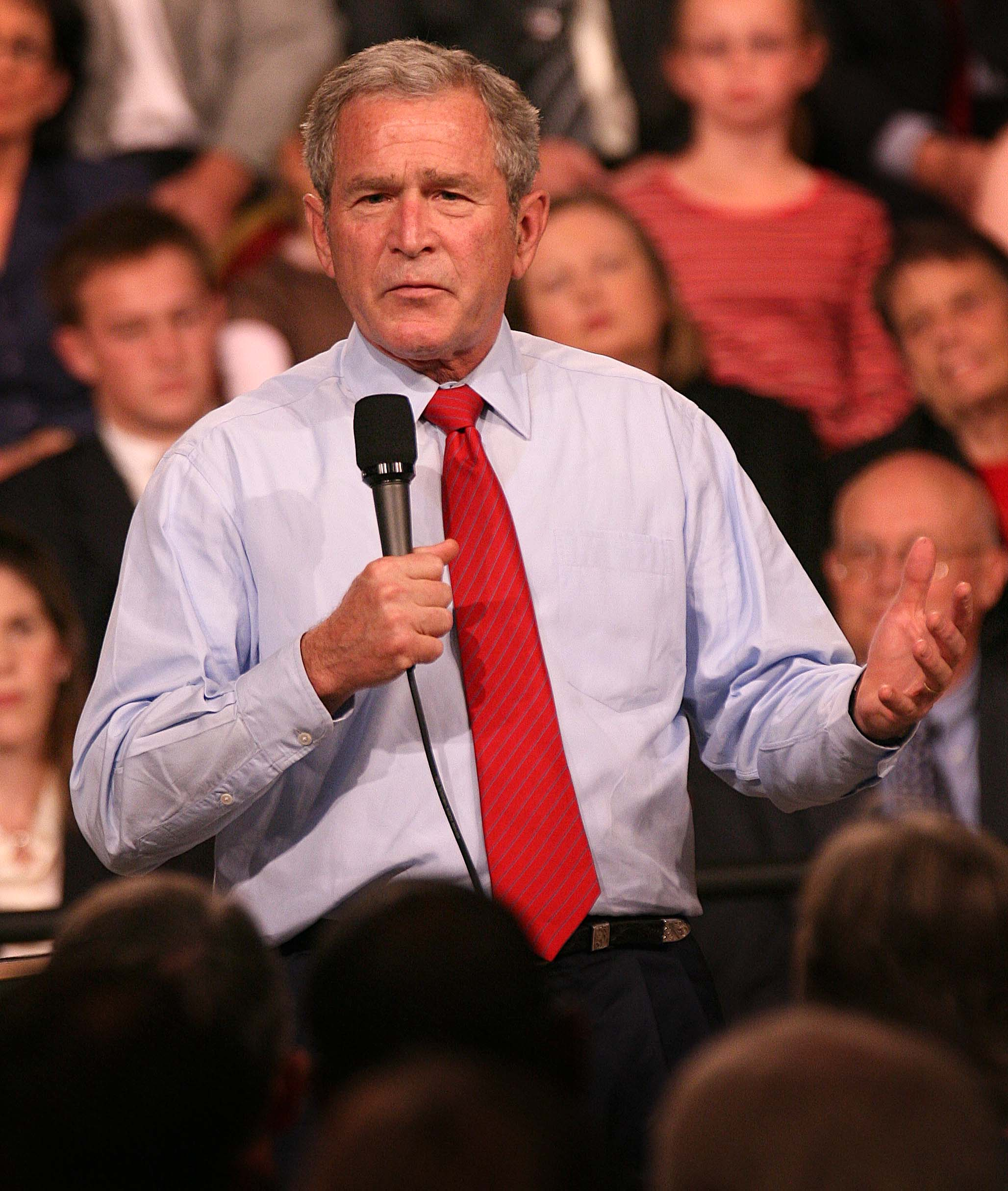 President George Bush - 2007
