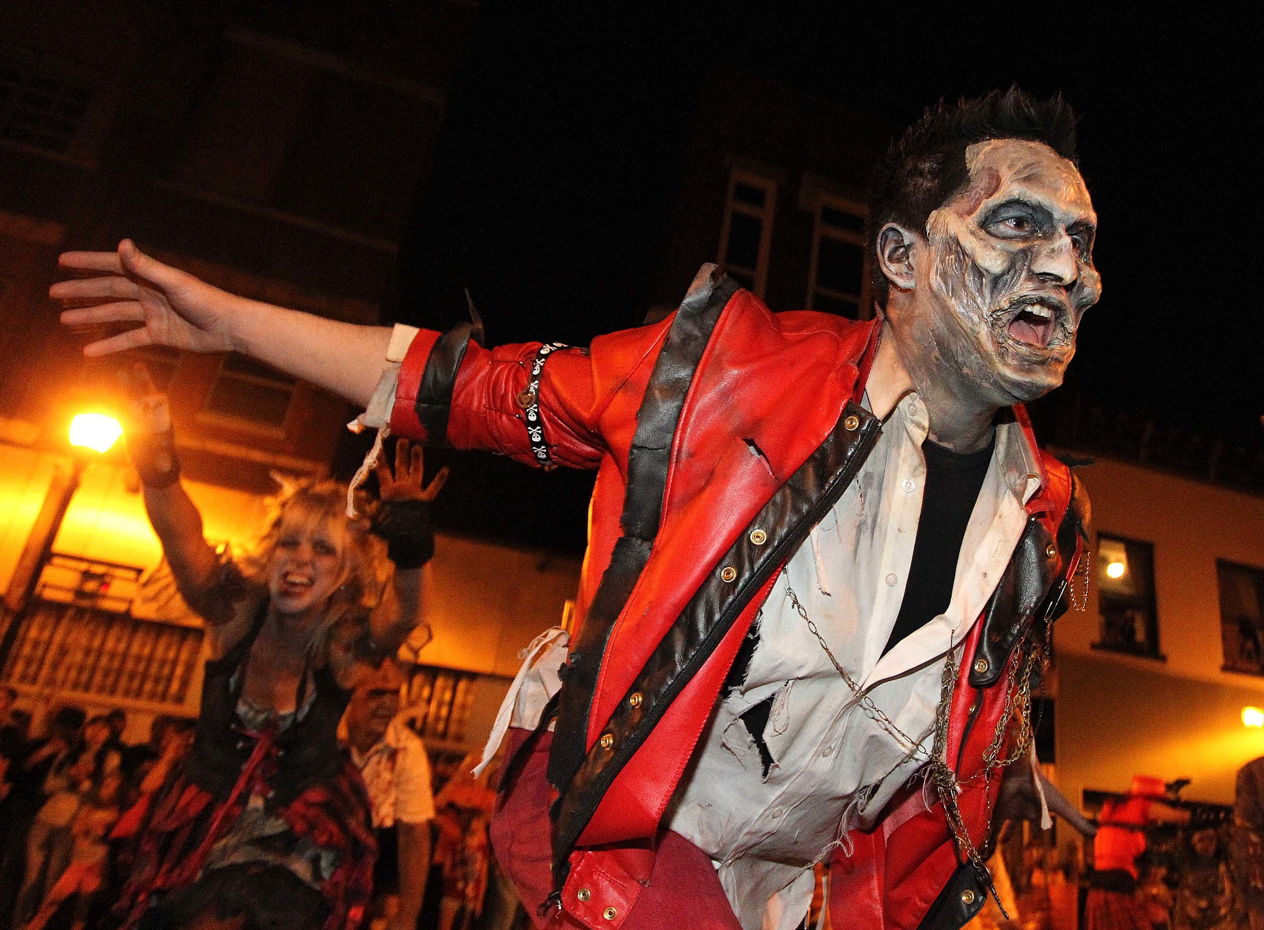 Thriller on Commercial Street - Springfield, MO - 2014