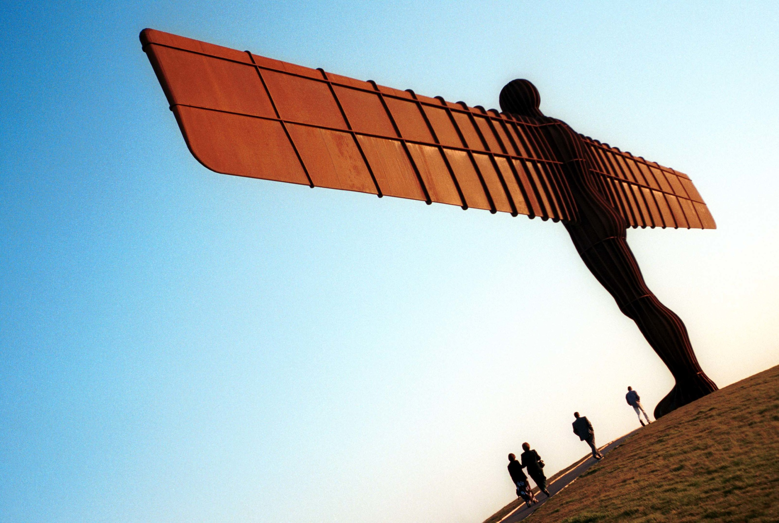 Angel of the North - Gateshead - England