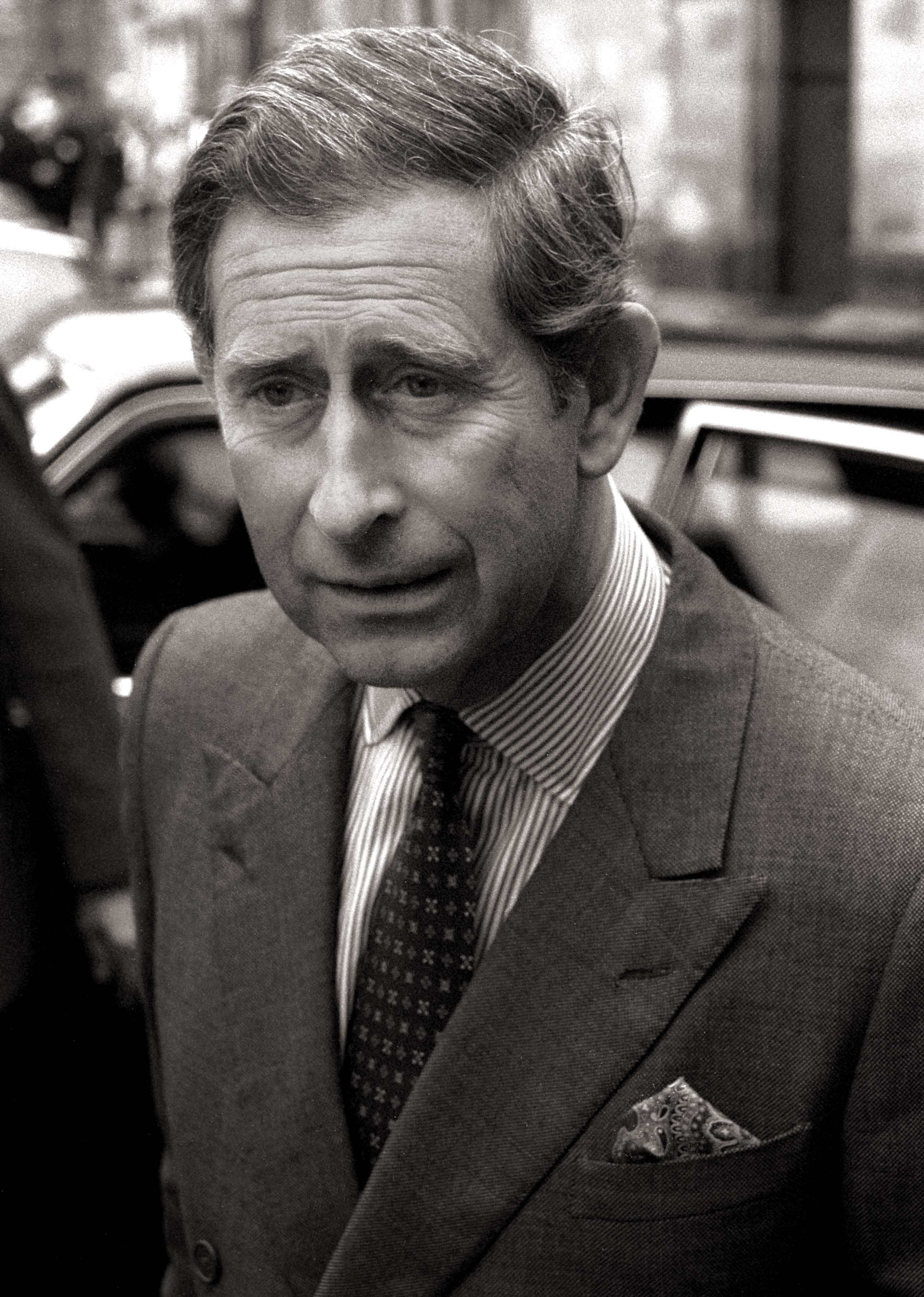 His Royal Highness Prince of Wales - Durham, England - 1997