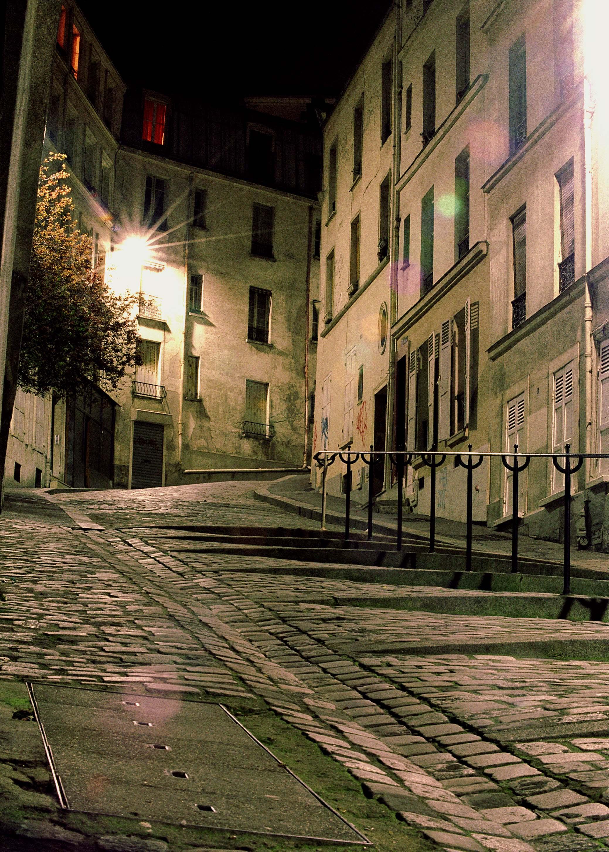 Monmartre - Paris 1997