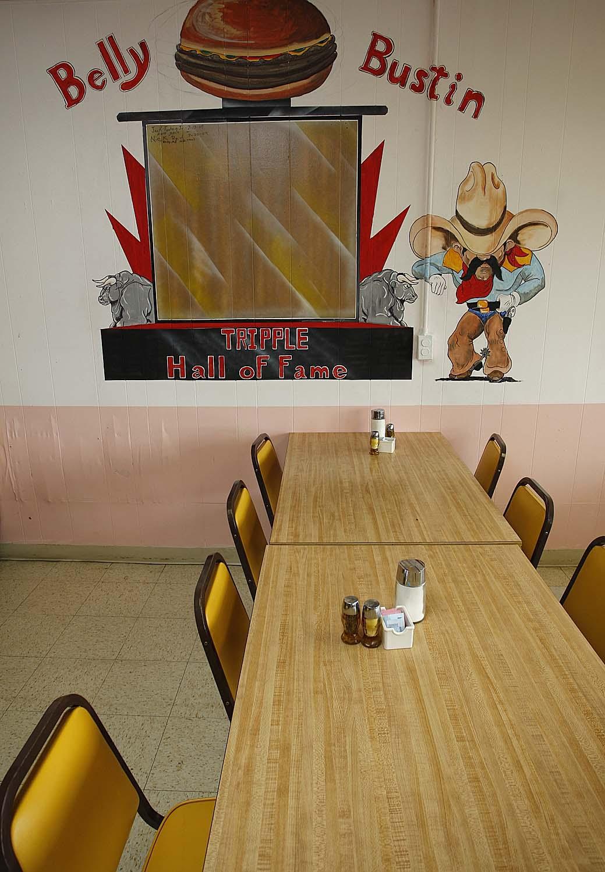 Cafe - St Roberts, Missouri - 2008