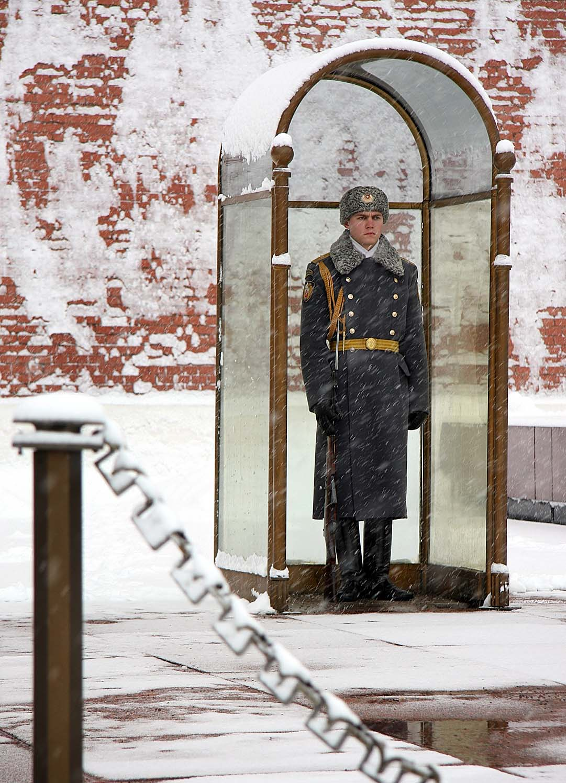 The Kremlin - Moscow - 2008