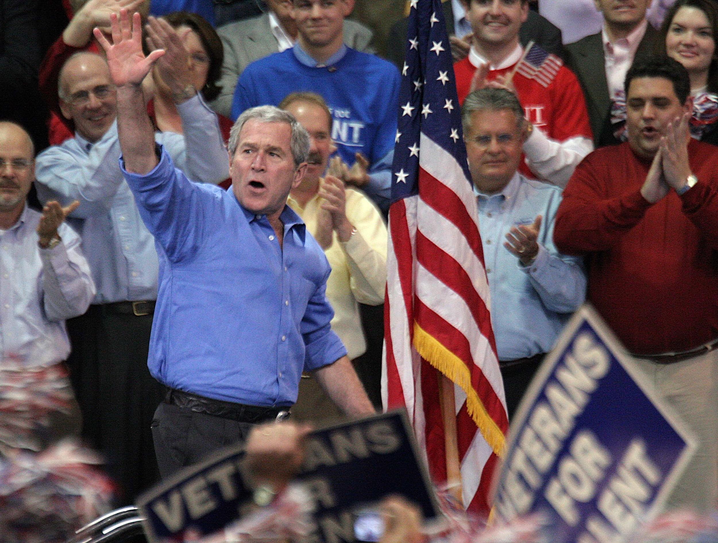 President George W. Bush - 2006