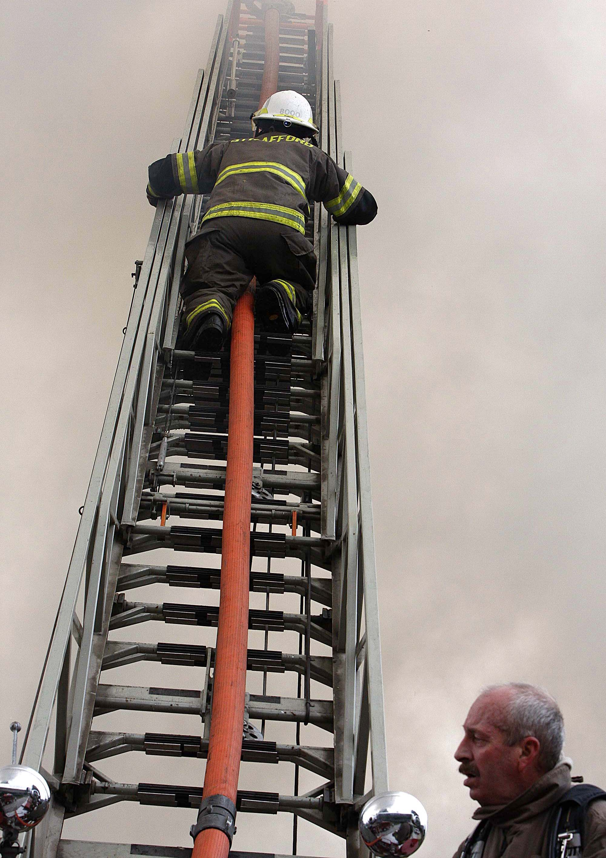 House Fire - Springfield, Missouri - 2008