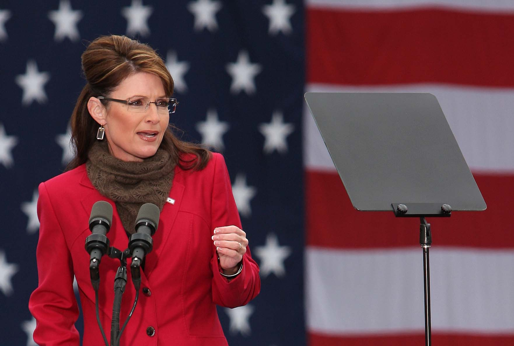 Vice Presidential Candidate - Gov. Sarah Palin - 2008