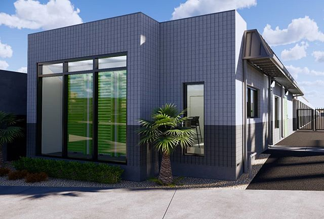 We provide rendering service for commercial renovation and branding. Extra Space Storage is a great company. We are proud to provide rendering and design services for their many locations across the US.  #commercialrealestate #architecture #commercialbuildings #archtecturaldesign #extraspacestorage #render #building #designservice #sierraplans