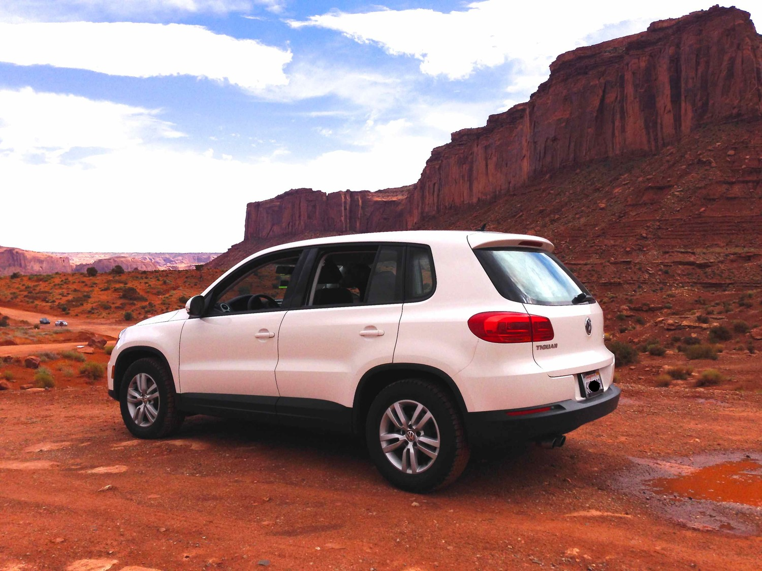 My all-time favorite crossover vehicle is the VW Tiguan. A funny name but one heck of a drive. Loaded with standard safety features and priced reasonably, the Tiguan gets my vote every time.
