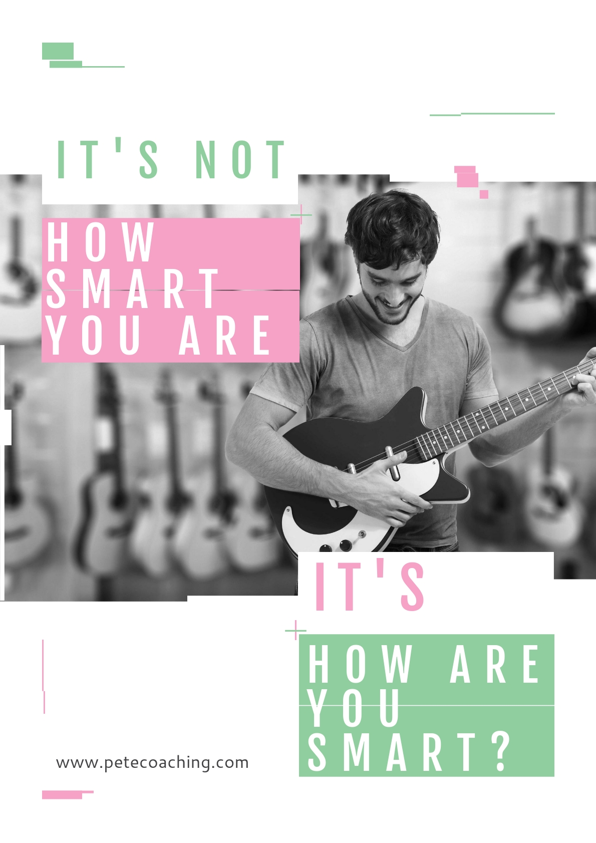 How Are You Smart Poster - Click Here to download PDF