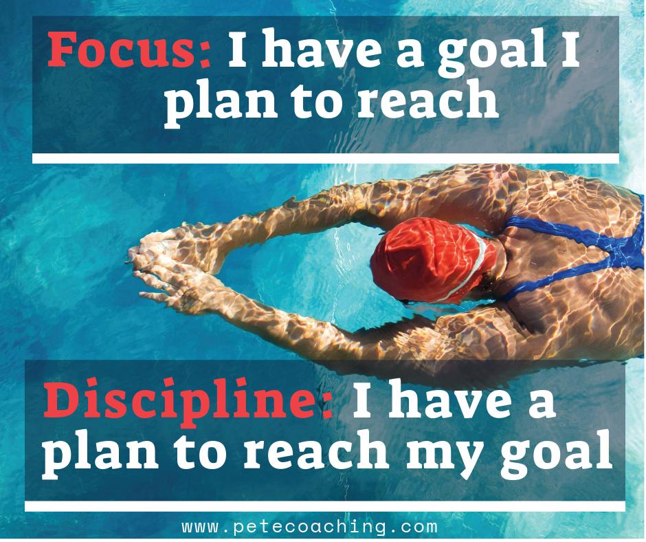 Focus & Discipline Meme - Right Click to download