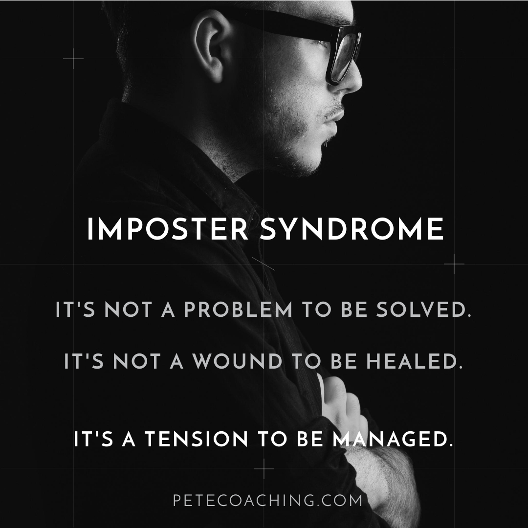 Imposter Syndrome meme - Right Click to Download