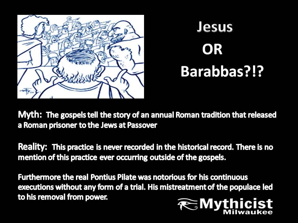 Jesus was nor crucified David Fitzgerald