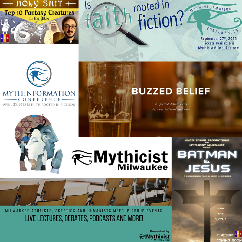 Who is Mythicist Milwaukee?