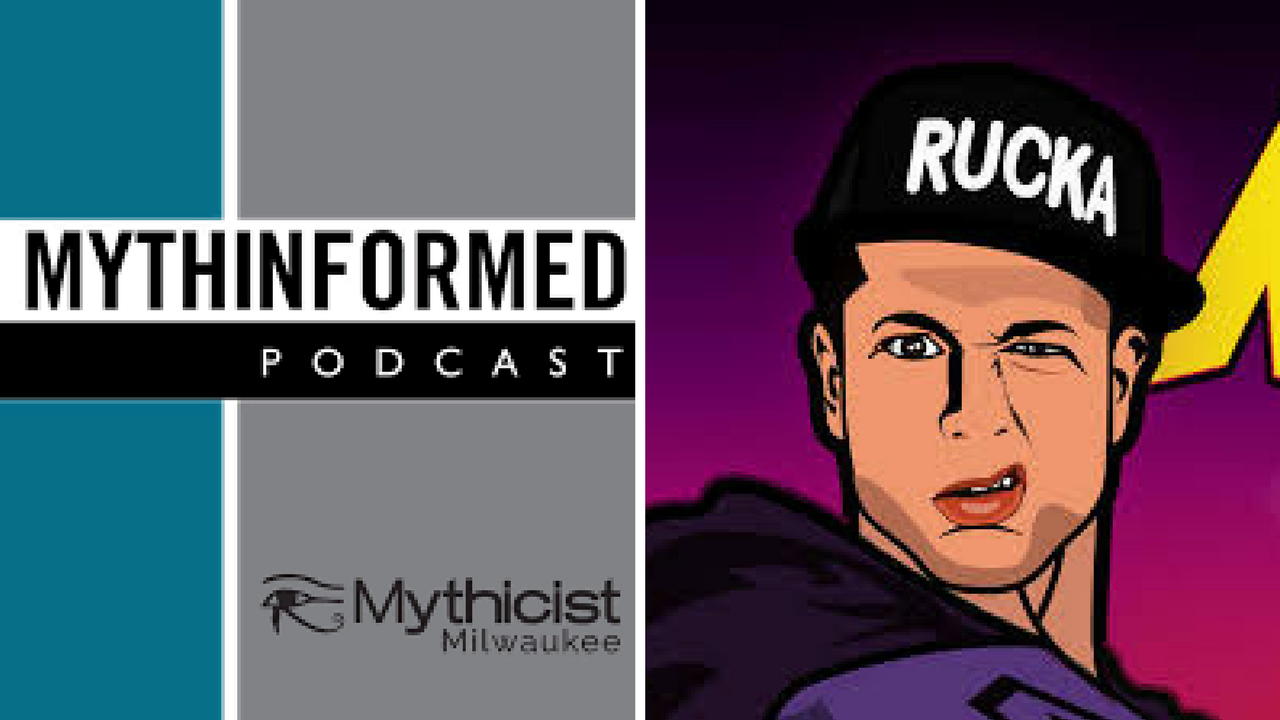 Rucka Rucka Ali  is a musician and internet sensation. His music infuses comedy with sociopolitical commentary. You can find Rucka's  music on iTunes, Amazon Music, Spotify etc.   You can also find Rucka's wildly popular videos on  his YouTube Channel.    During this interview we discuss the state of comedy in the current social climate. Dmitry K also has a fascinating back and forth with Rucks on the teachings of Ayn Rand and Objectivism. Don't miss this interview!