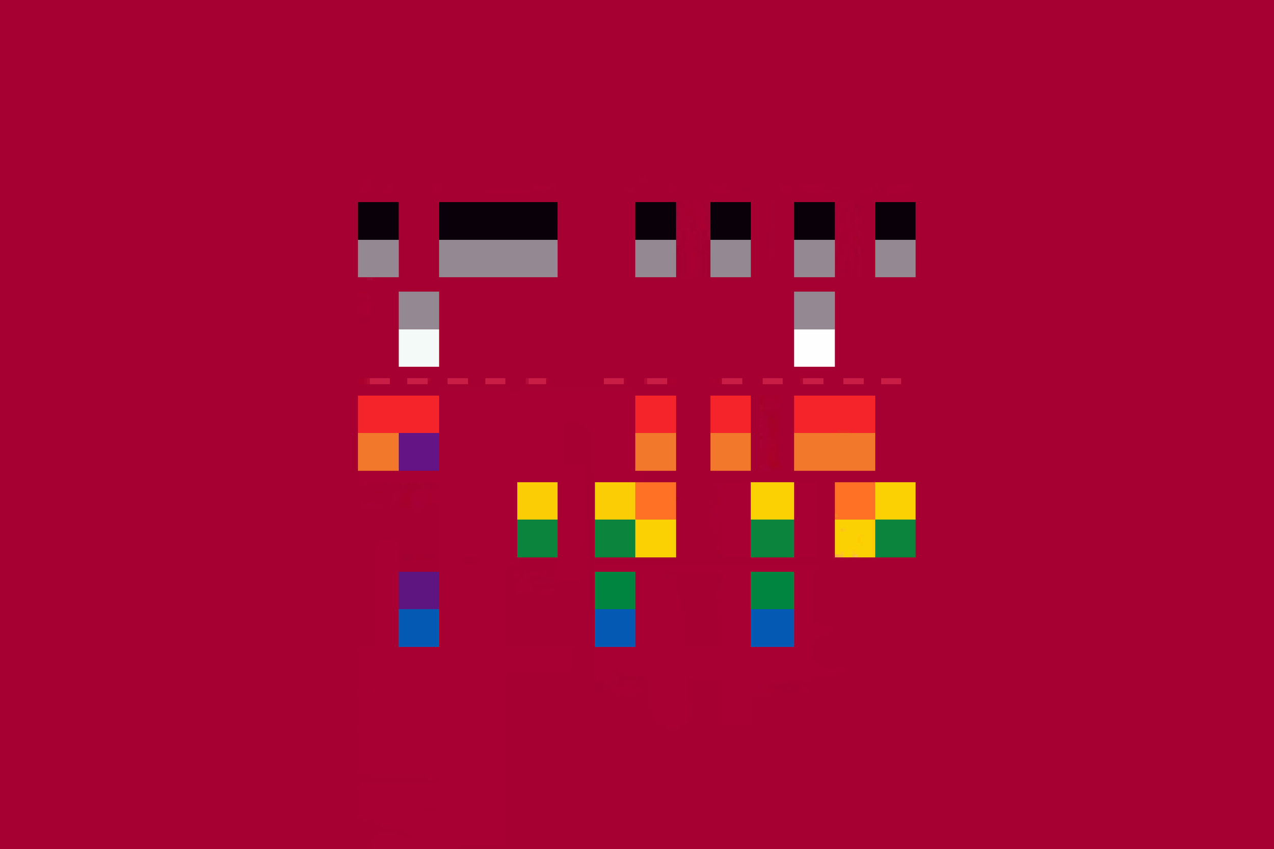 Coldplay's album artwork for their Speed of Sound single.