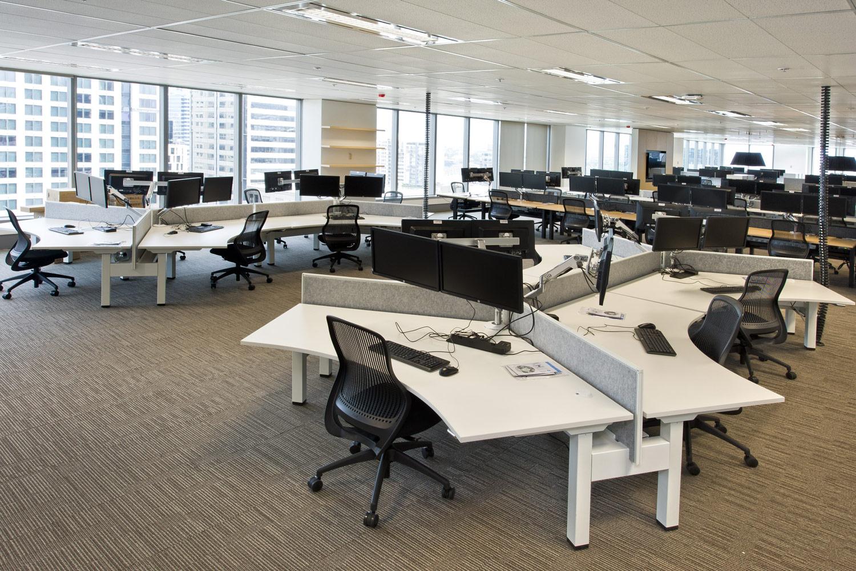 Actif 120° Workstations