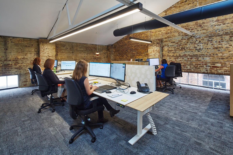 Actif electric height adjustable workstations