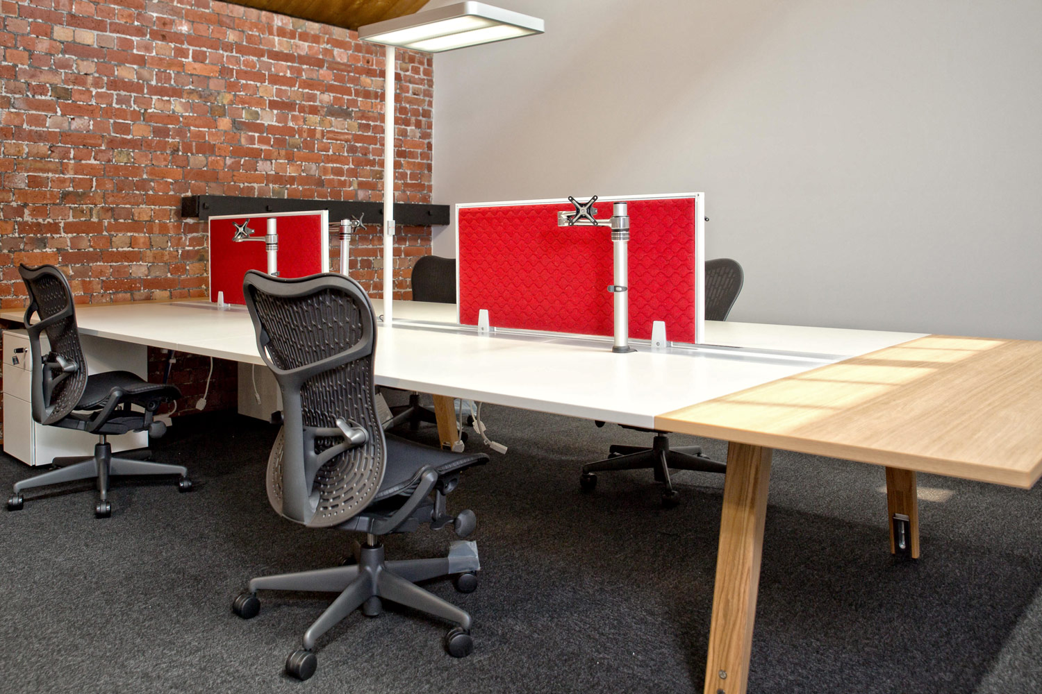 Project-T workstations