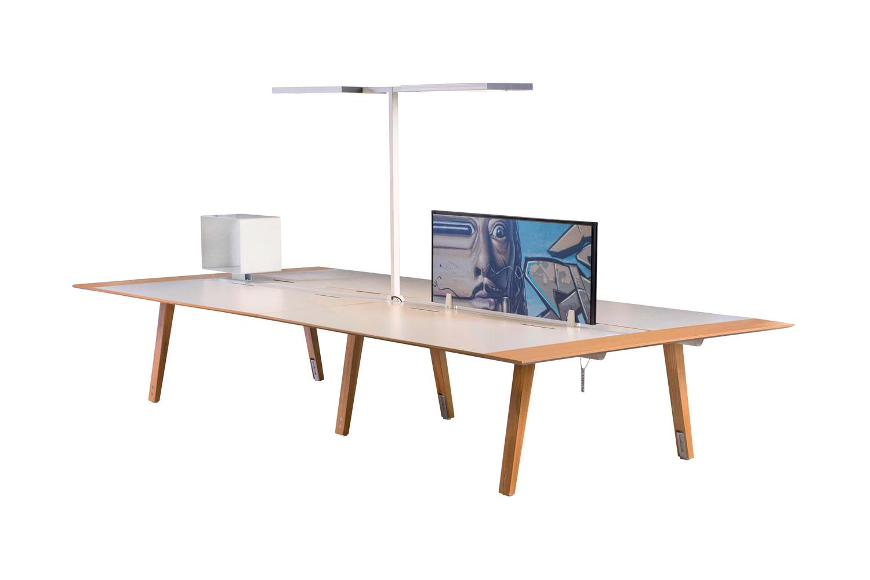 Waldmann Lavigo integrated into RJ's Project T workstation