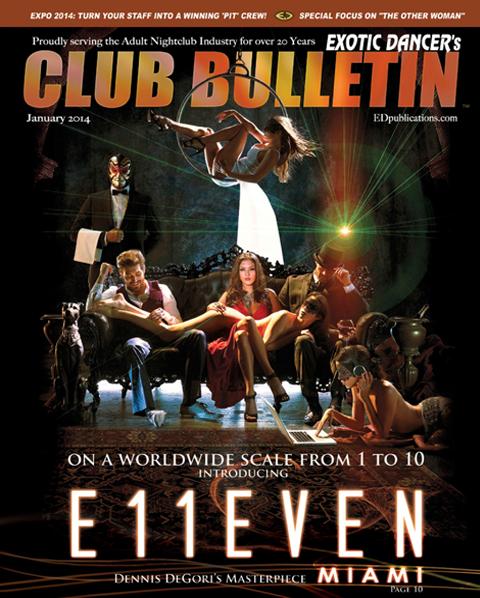 ED's Club Bulletin
