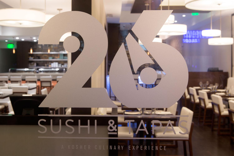 26 Sushi Tapas
