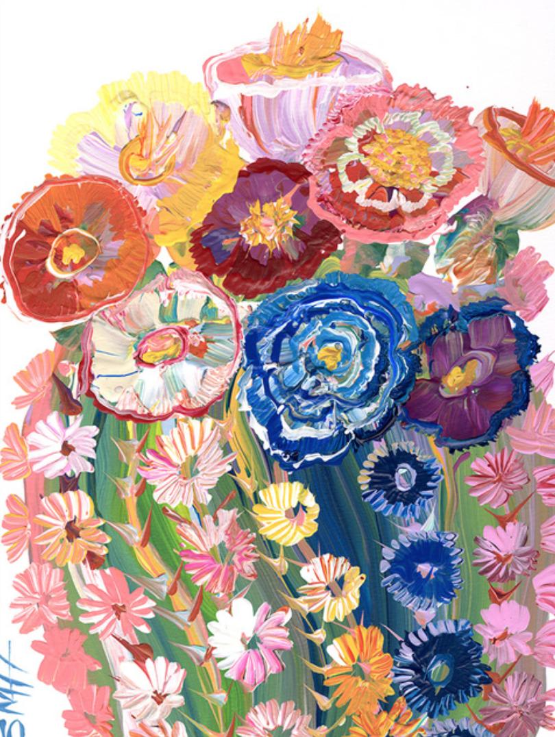 A Cactus Bouquet