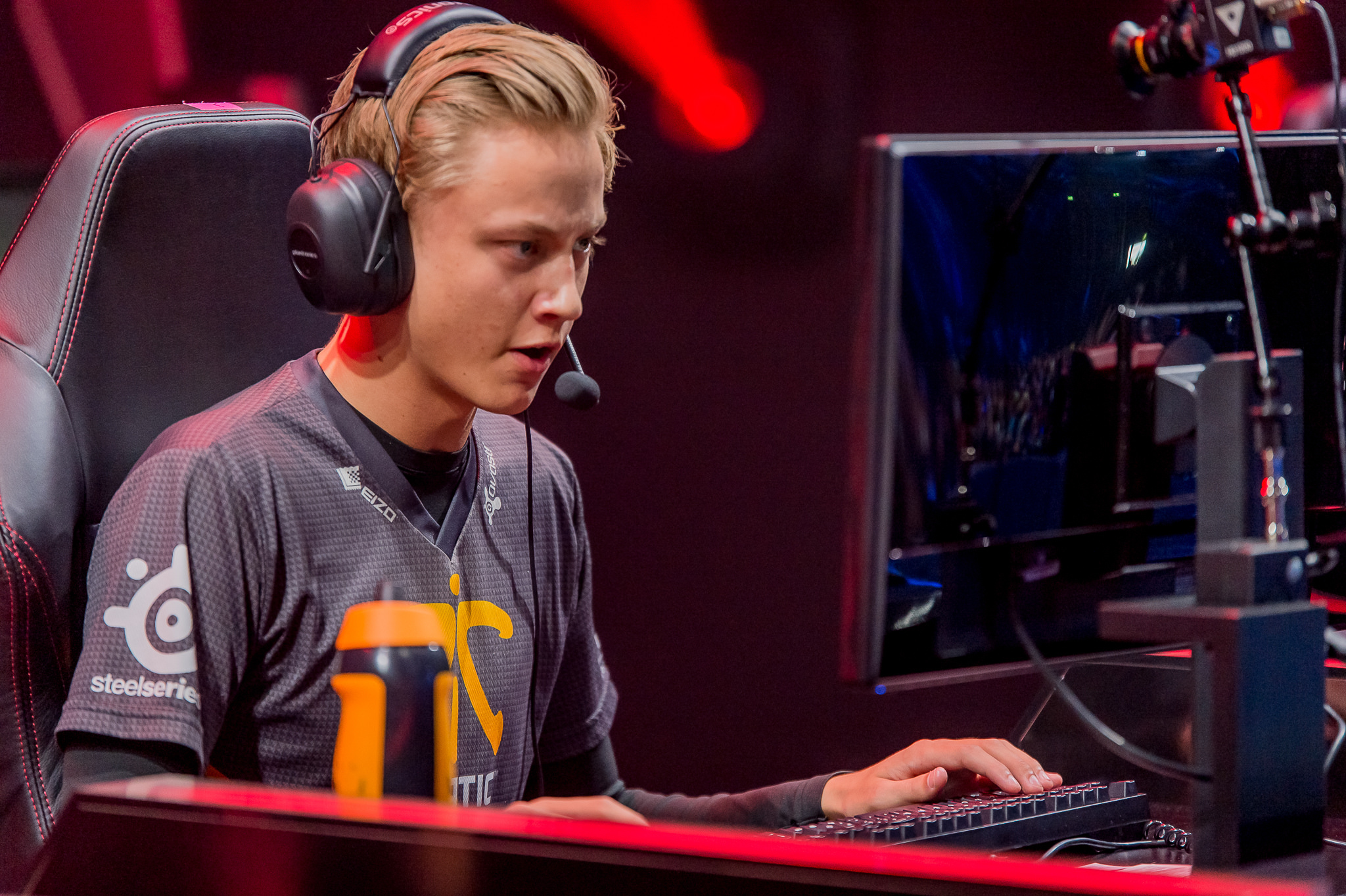 Fnatic's Rekkles is often touted as the best AD Carry in the west due to his high mechanical prowess.  source