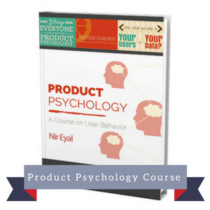 Get access to the entire Product Psychology course in PDF format, which will help you understand consumer behavior and build better products.