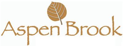 Before: Original Aspen Brook Logo