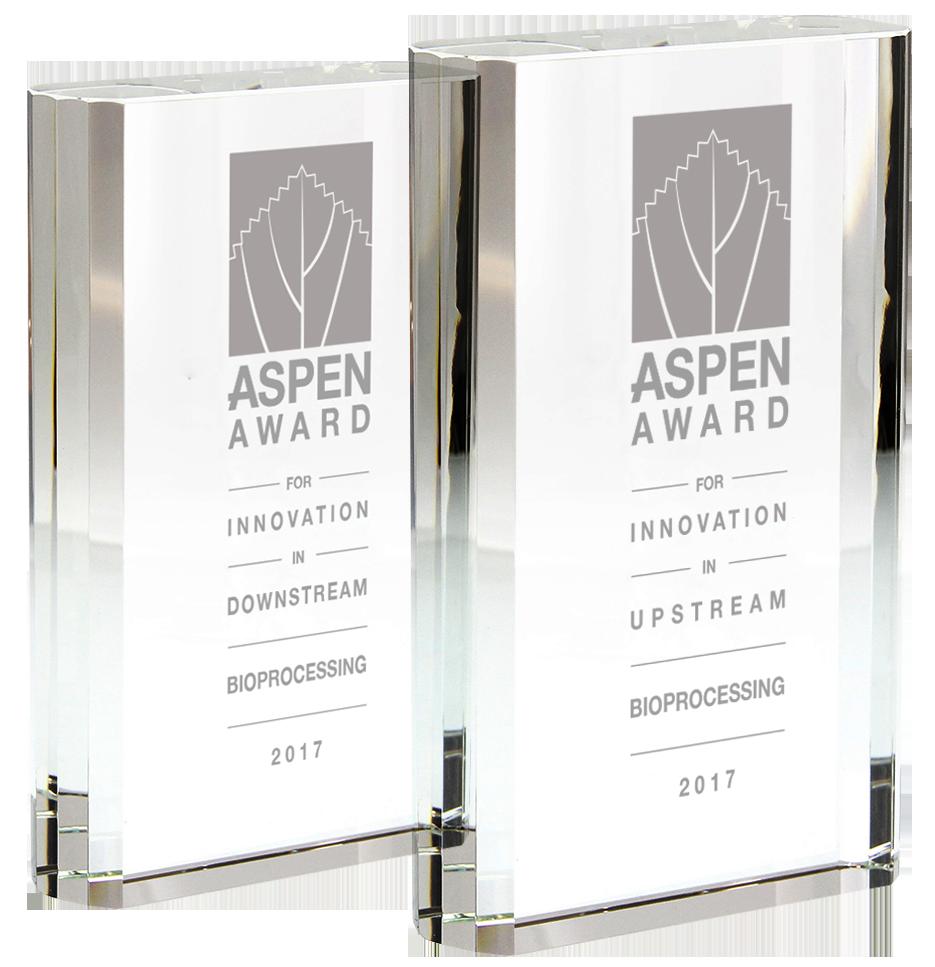 Aspen Award for Innovation in Bioprocessing