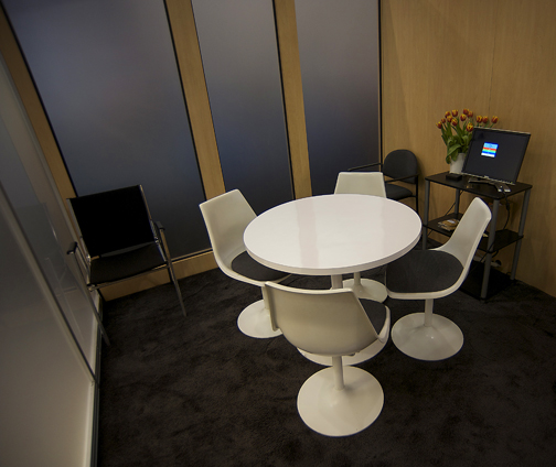 Finesse Solutions  Conference room detail