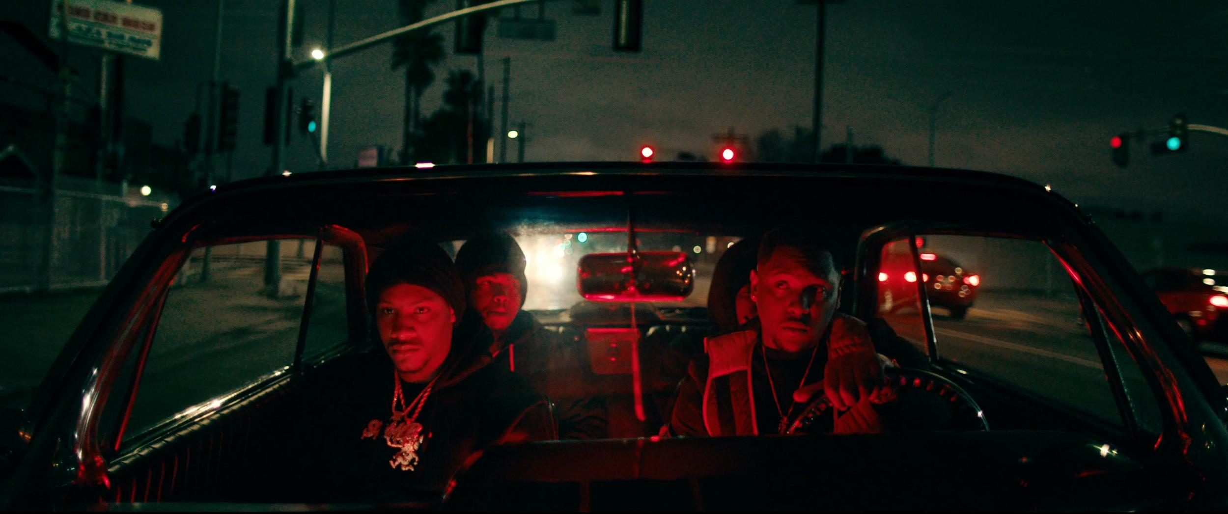 Hit-Boy - Family Not A Group ft. SOB x RBE