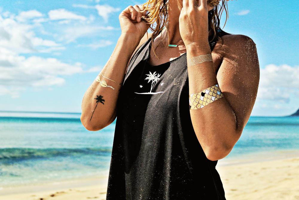 Island Company — Goldfish Kiss Goods