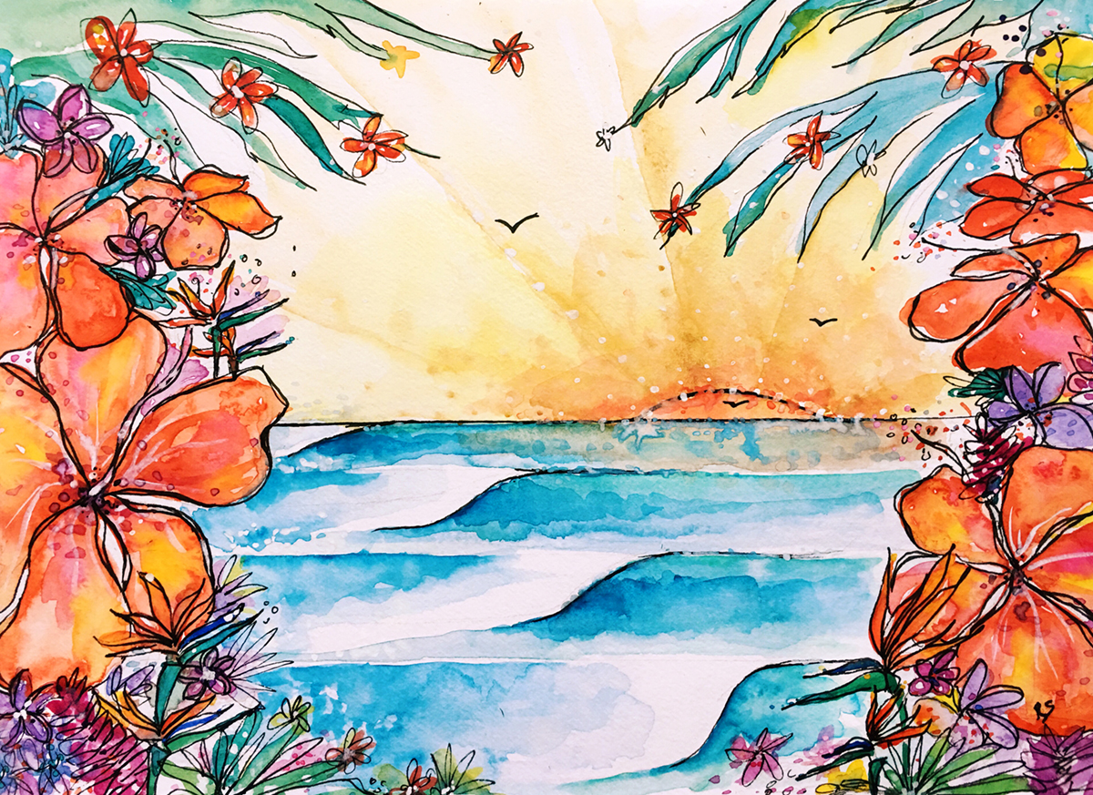 Prints - Some sunshine for your wall…