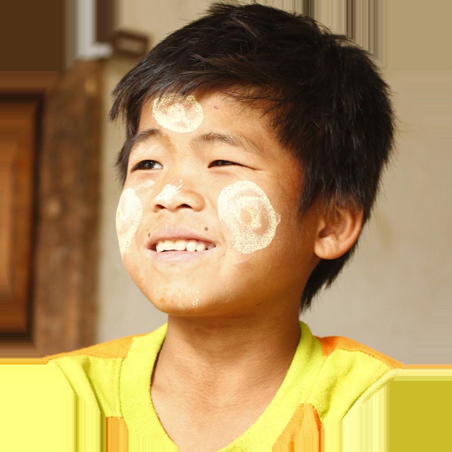 綠水男孩戴戴 - 「我希望孩子不要跟我一樣,沒有受過教育」